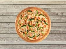 Pizza Double Fruits de Mer - Pâte Traditionnelle