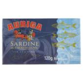 Sardine all'olio d'oliva