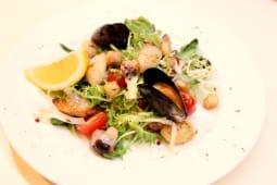 Салат з морепродуктами (280г)