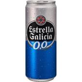 Cerveza Estrella Galicia OO (0,33lt)