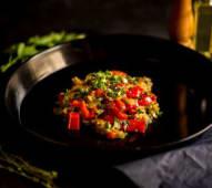 Овочевий соте на мангалі (300г)