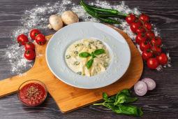 Paste Quattro fromagi