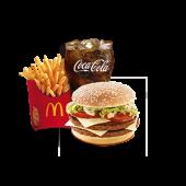 Double Big Tasty® Medium Meal