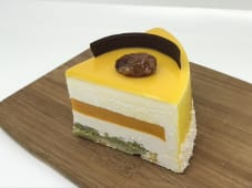 Fetta di Torta  Love in Mango