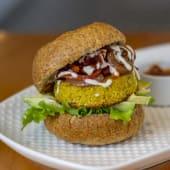Quinua burger