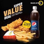 Super Value Deal Combo