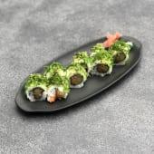 38). Sake uramaki (8 uds.)