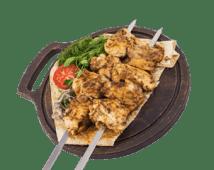 Шашлик із курячого стегна (250г)