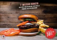Burger Włoska robota