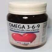 Omega 3-6-9 (60 perlas), Tongil
