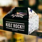 Kidz Cheese Burger Meal