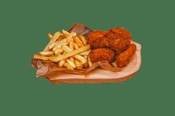Meniu aripioare picante