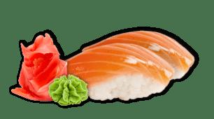 Нігірі з лососем (2шт)