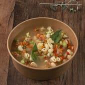 Super Sopa Minestrone Veggie