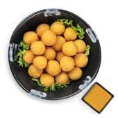 Картопляні кульки з тайським соусом (170/50г)