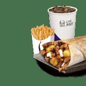 Combo 10 - Big burrito a la plancha