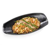 Рис смажений з креветками 260г