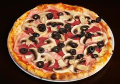 Pizza Quattro Staggione