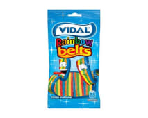 Gomas Rainbow Belts Vidal 100g