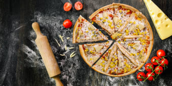 Піца Неаполітанська (520г)