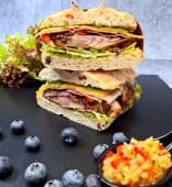 Sandwich Cosmo Kaczka 17 cm 500g