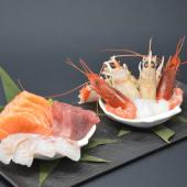 Sashimi misto - 16 pezzi