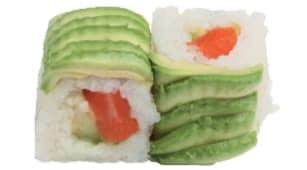 Rainbow avocado x6