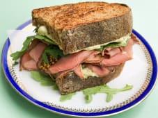 Сендвіч із ростбіфом