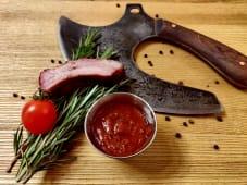 Соус Томатний барбекю гострий (50г)