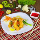 Fried Crispy shrimps