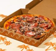 Classic Margharita Pizza