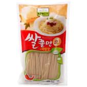 Jjolmyun (chewy noodle) con salsa ( 3 porzioni)