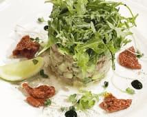 Салат з тунцем (240г)