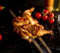 Курча на мангалі (200г)