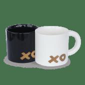 Pack de tazas XOXO