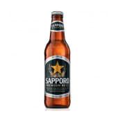Sapporo Cerveza  (33 cl.)
