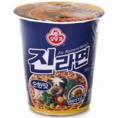 Jin ramen mild cup 65gr