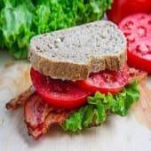 Bacon Lettuce & Tomato