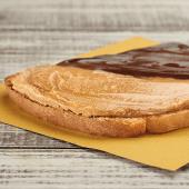 Bigusto burro di arachidi + Nutella