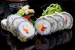 Futomaki tempura roll