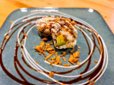 Chicken roll (8 uds.)