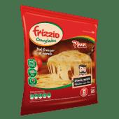 Pizza de muzzarella (8 porciones)