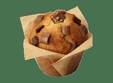P'tit muffin aux pépites de chocolat