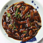 Berenjena Salteada en Salsa Yu-Xiang