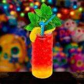 Cosmo mexicano (con alcohol)