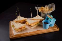 Сендвіч з куркою (350г)