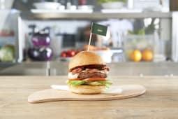 Cacio Burger senza contorno