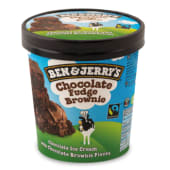 Chocolate fudge brownie (465 ml.)