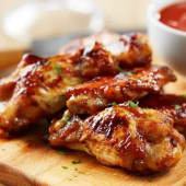 Chicken Wings (6 uds.)