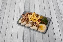 Piatto Shawarma di Pollo